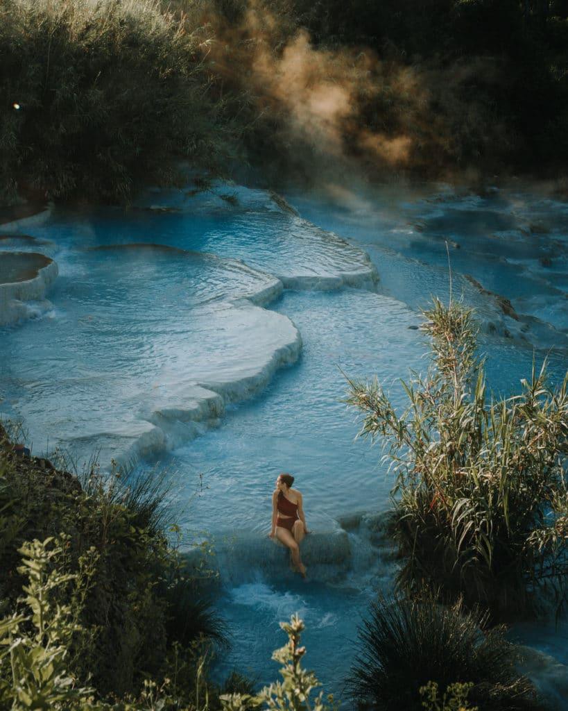 Saturnia Toskania najlepsze miejsca