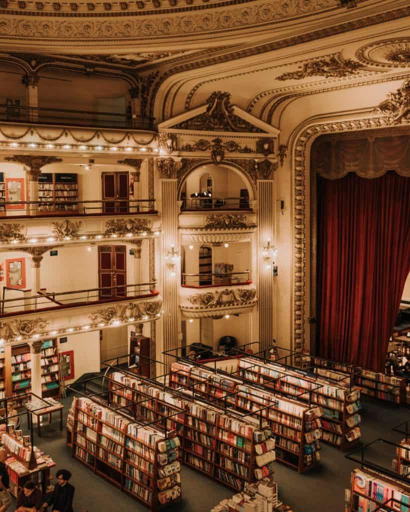 Ateneo splendid księgarnia