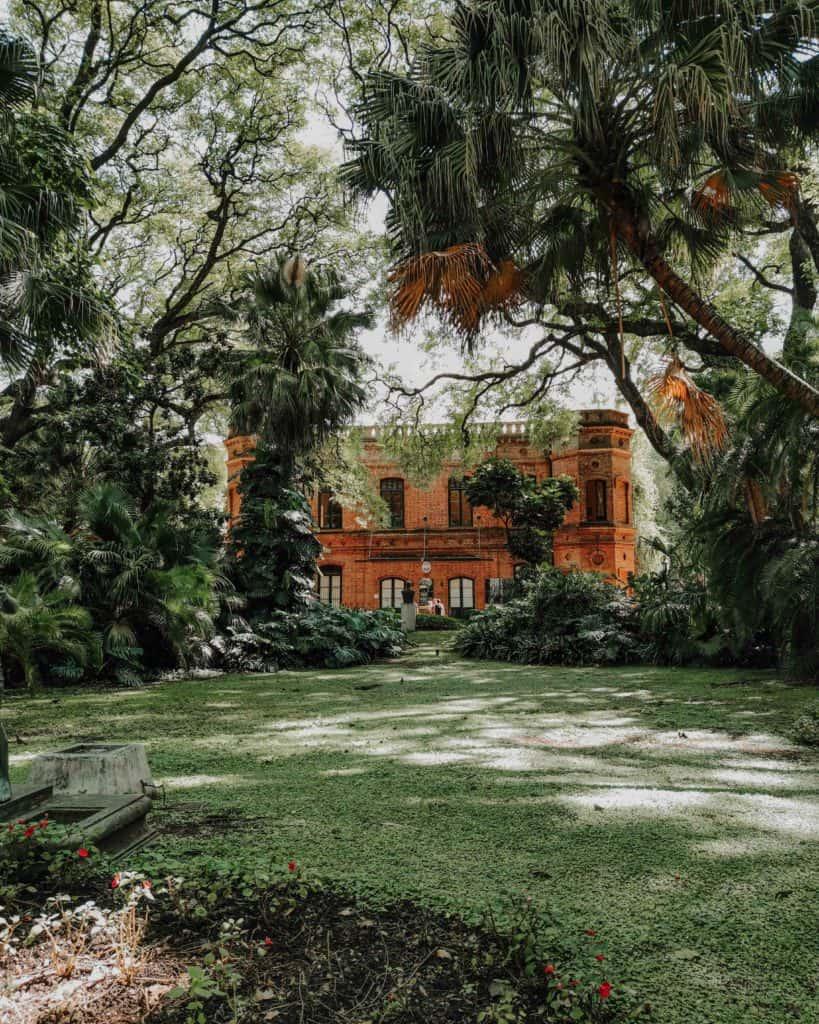 ogród botaniczny atrakcje buenos aires