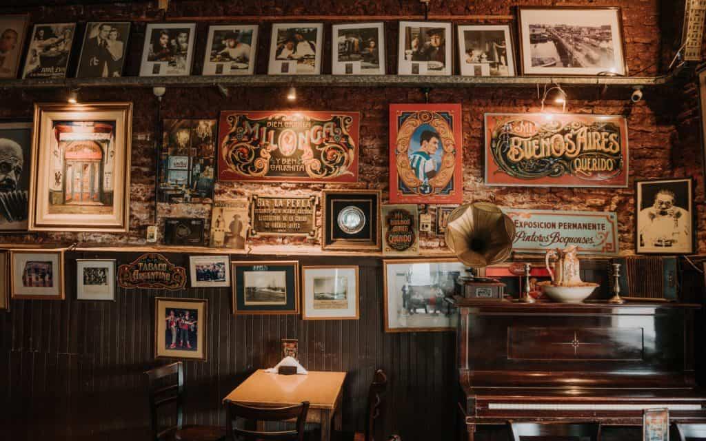La Perla Bar - przewodnik po Buenos Aires argentyna