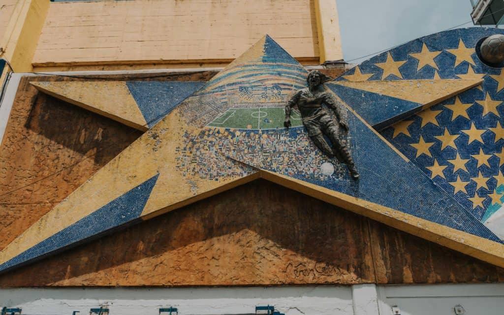 la bombonera stadion co warto zobaczyć w Buenos