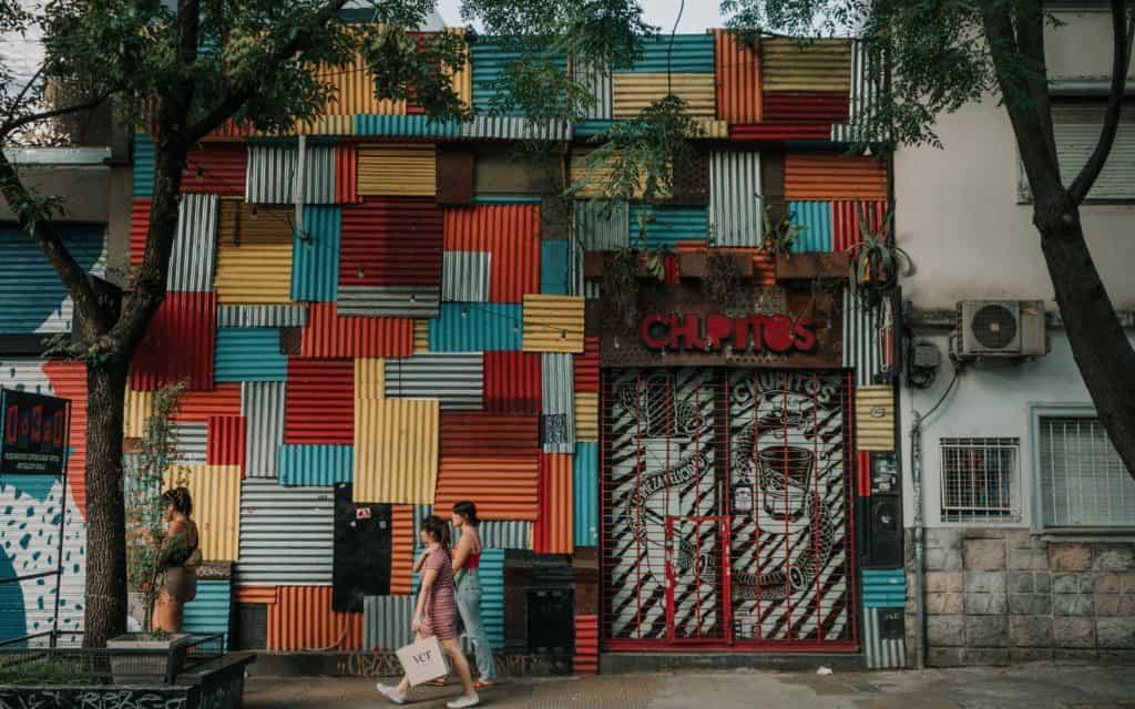Palermo soho Buenos Aires