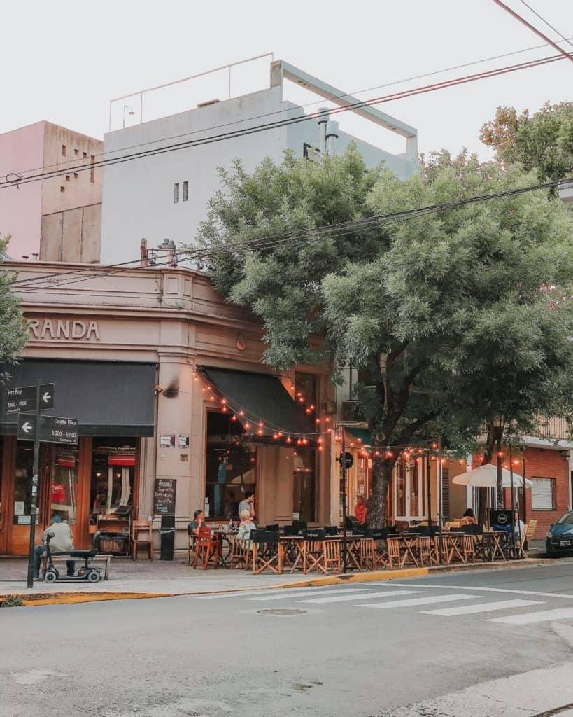 Palermo soho ulica