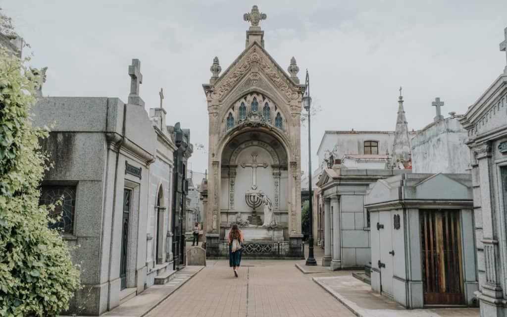 recoleta cmentarz co zobaczyć w Buenos Aires