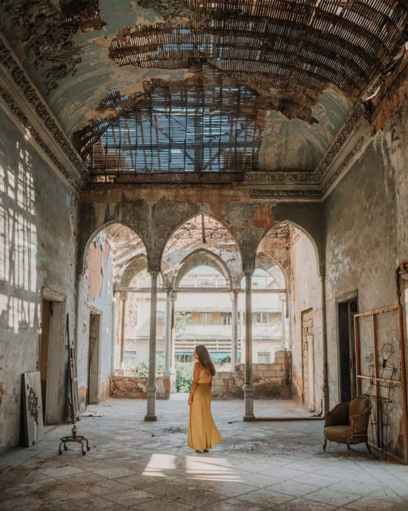 Best Places in Lebanon abandoned places