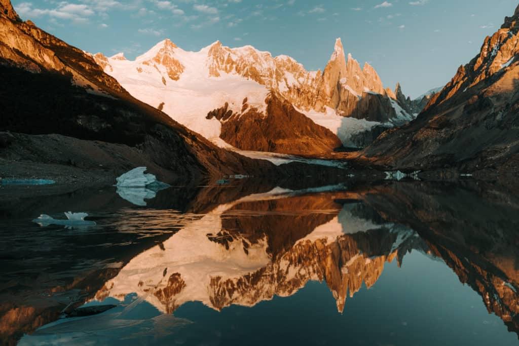ameryka południowa patagonia
