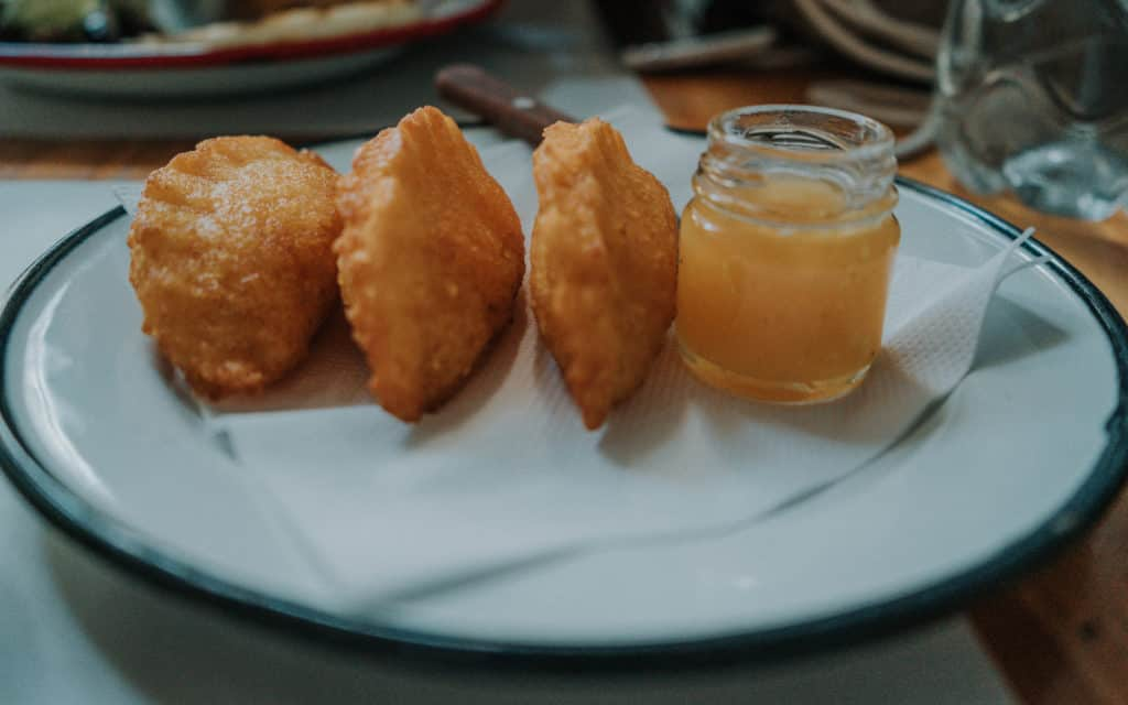 Empanadas co zjeść w Buenos Aires