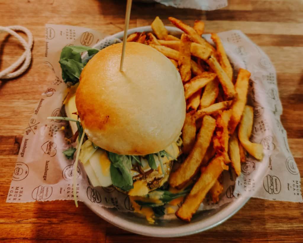 Burger w BA