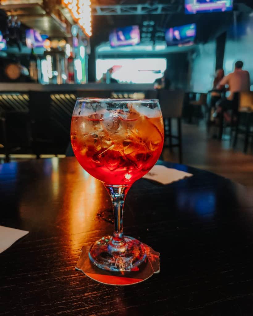 Puerto Madeiro Drink Gdzie napić się i zjeść w Buenos Aires