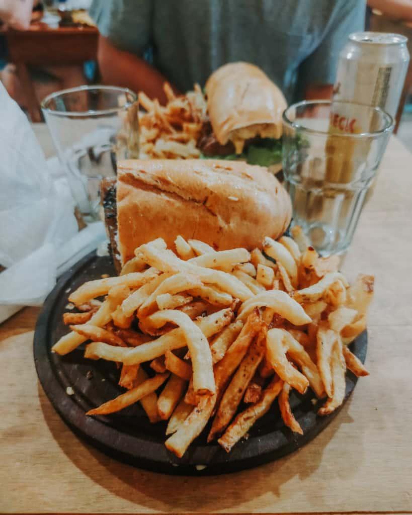 Vegan Parilla co zjeść w Buenos Aires