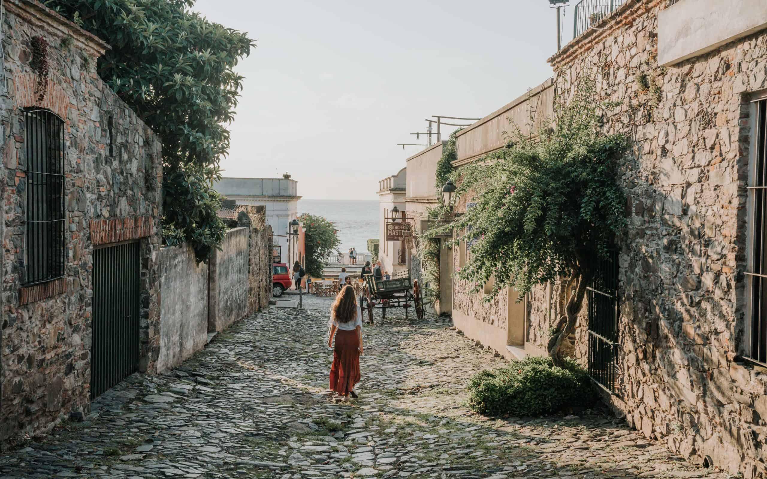 uruguay-colonia-del-sacramento-street