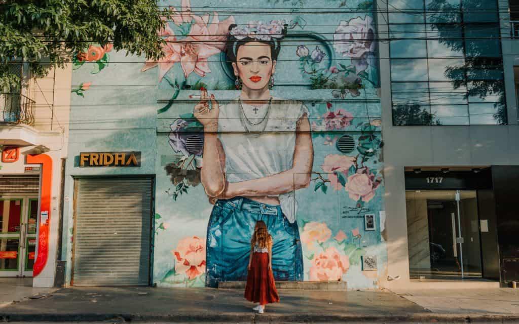 buenos aires guide frida kahlo