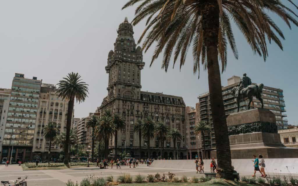 montevideo przewodnik po urugwaju