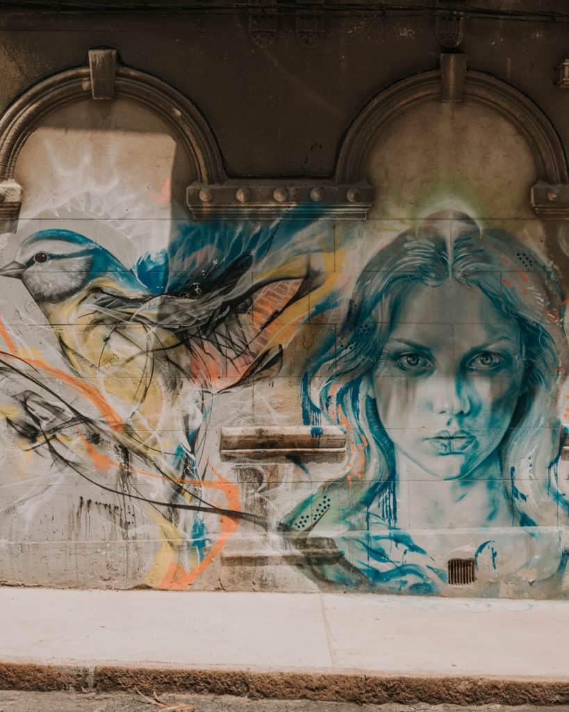 street art montevideo najlepsze miejsca w urugwaju