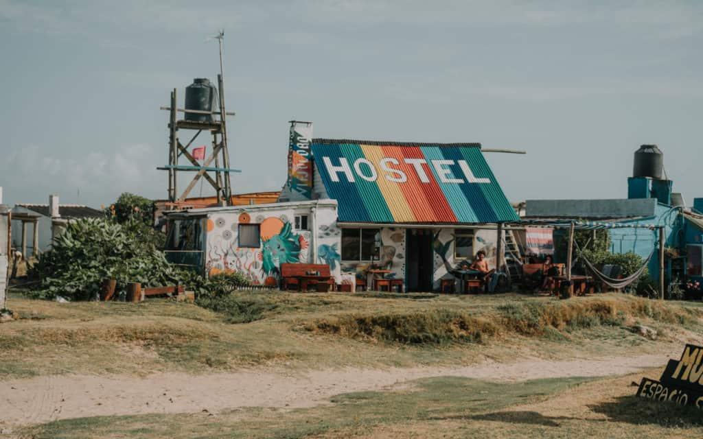 hostel Cabo Polonio co zobaczyć w Urugwaju