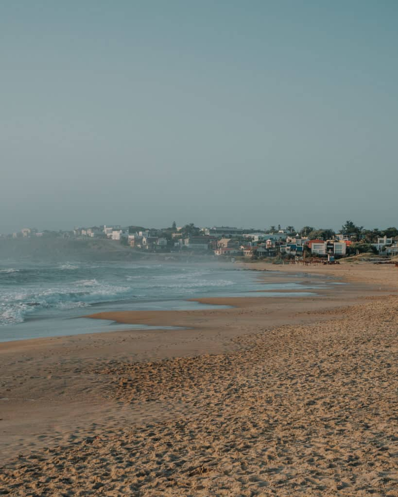 La Pedrera plaża przewodnik po Urugwaju