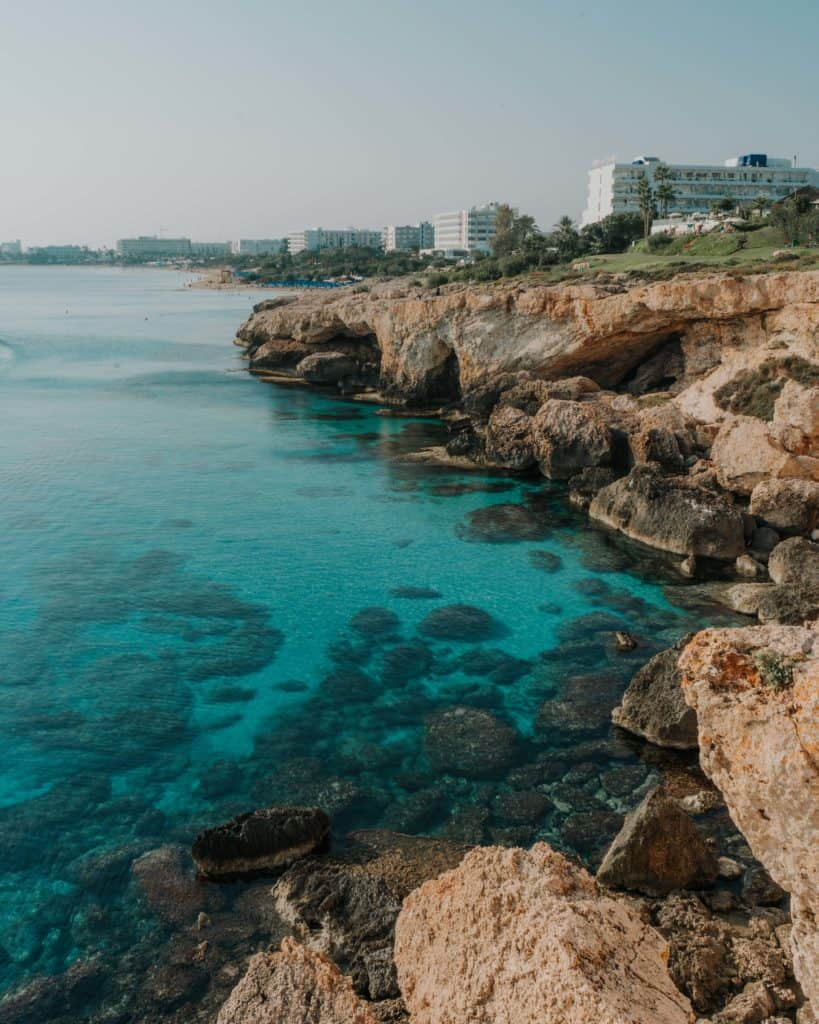 Ayia Napa best places in Cyprus