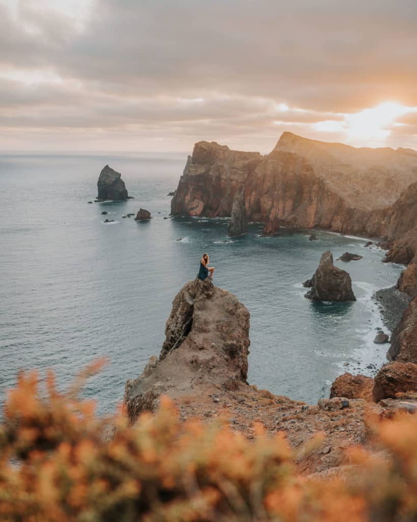 Ponta Sao Lourenco Madera najlepsze fotospoty