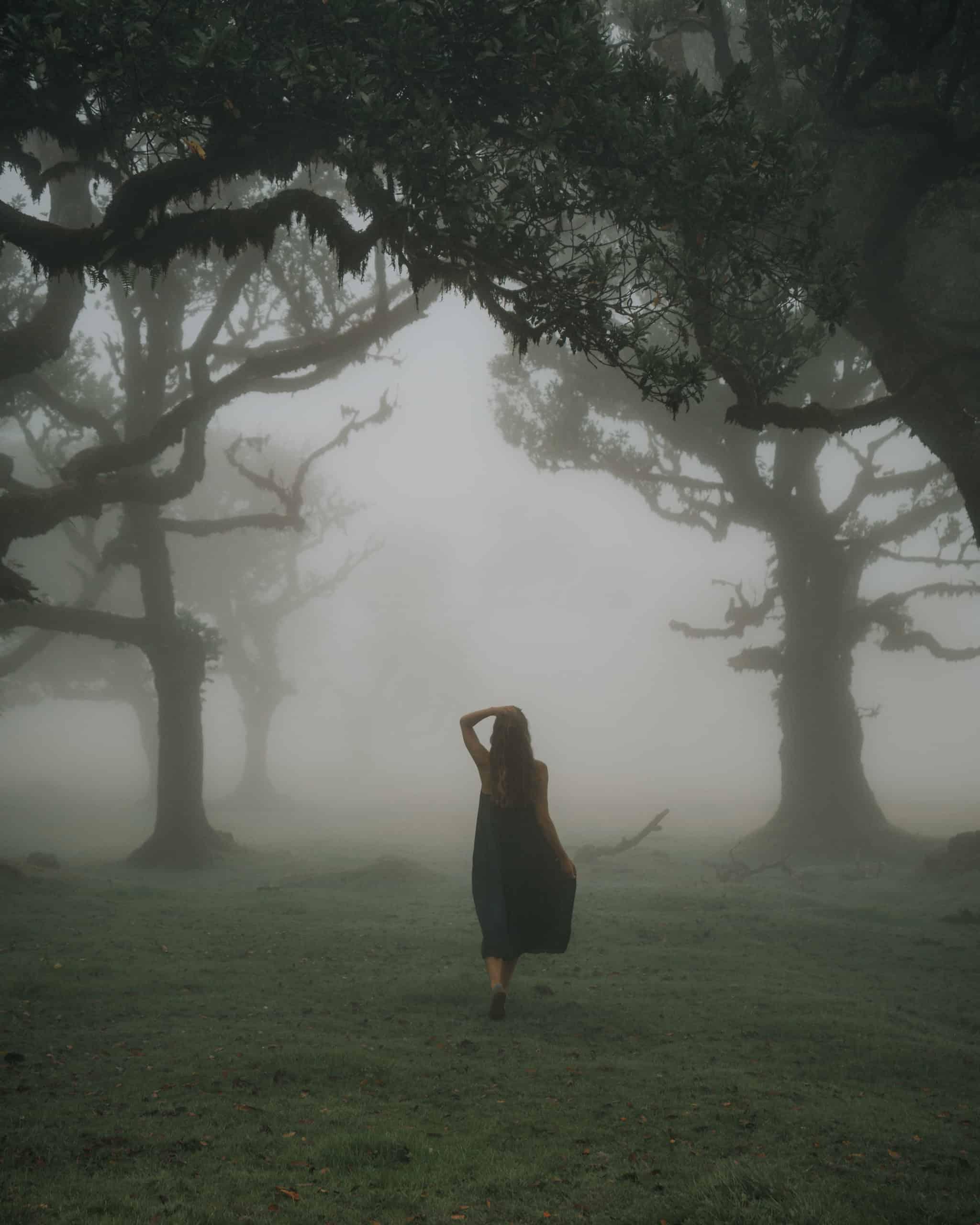 mistyczny Fanal na maderze