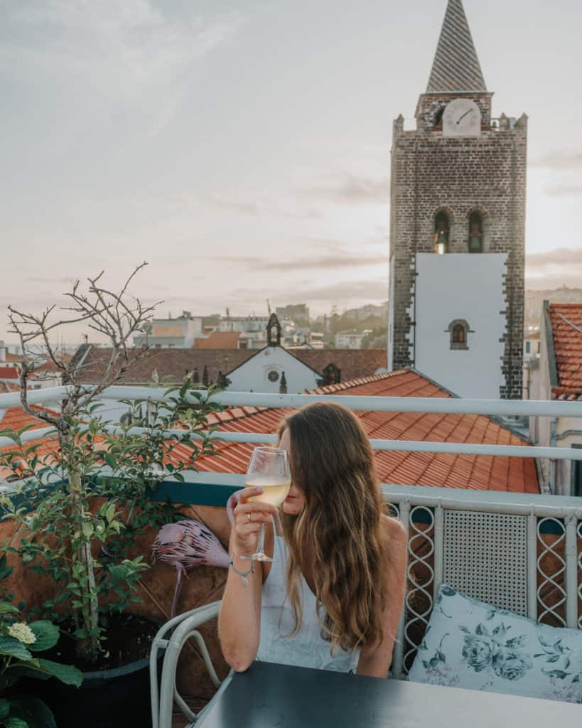 rooftop on se boutique funchal madeira