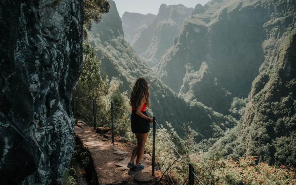 levada caldeirao verde best hikes on Madeira