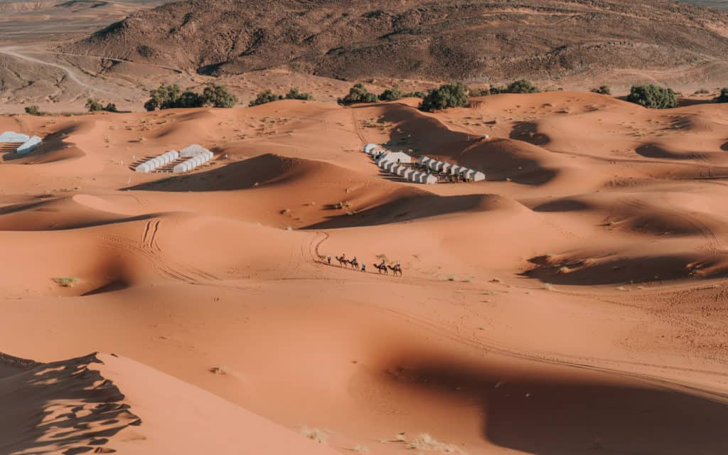 pustynia sahara merzouga maroko co zobaczyć