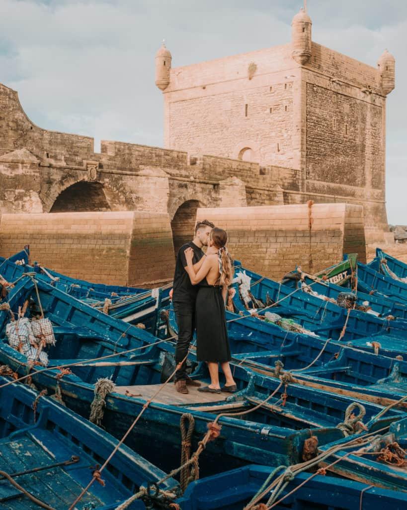 port essaouira maroko