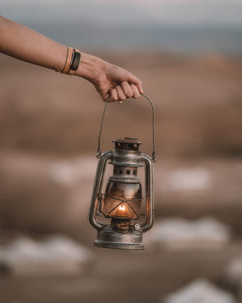 lampa naftowa agafay maroko
