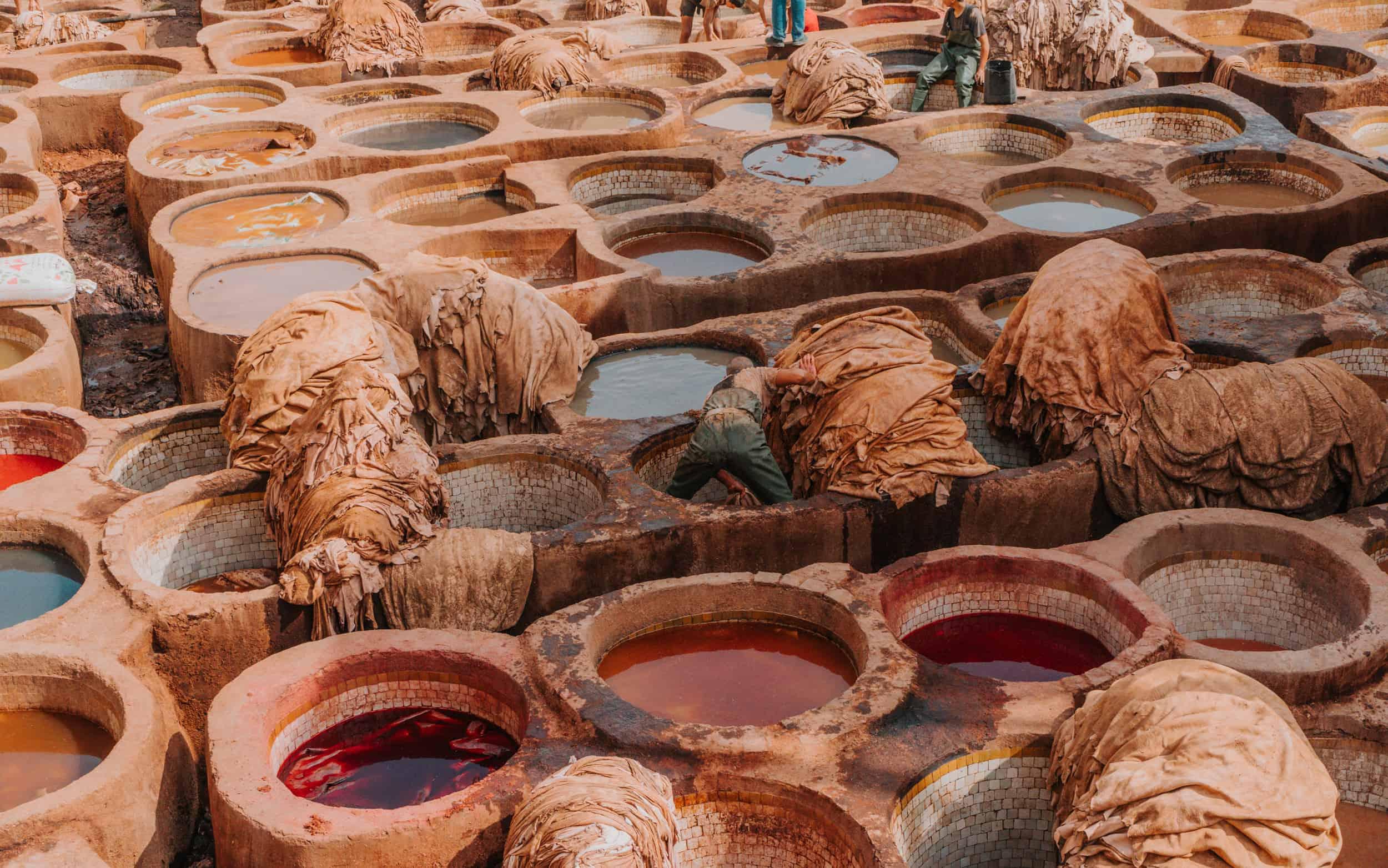 fez co zobaczyć w jeden dzień maroko