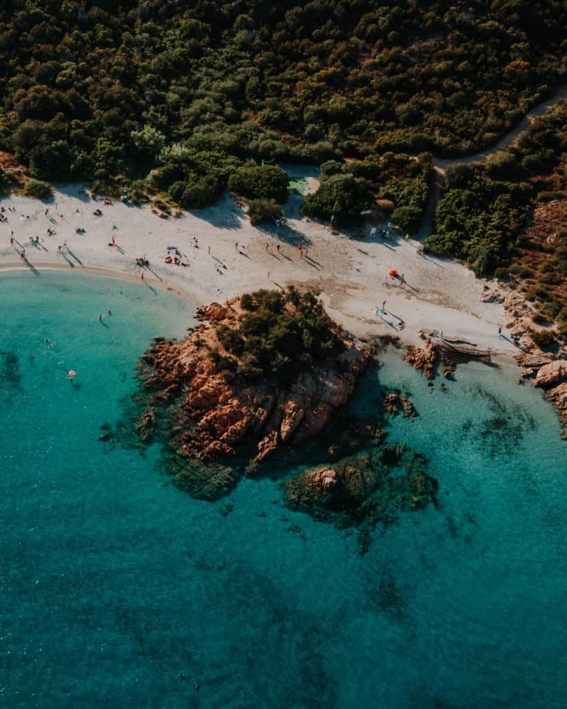 spiaggie del principe sardinia best beaches