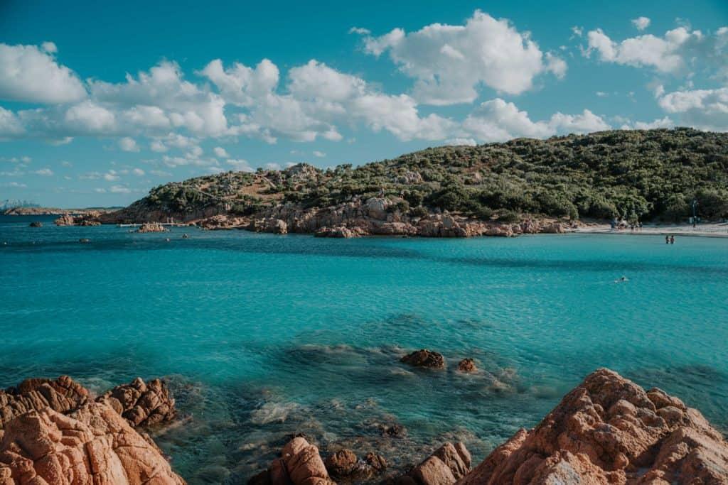 spiaggia del principe sardinia what to see