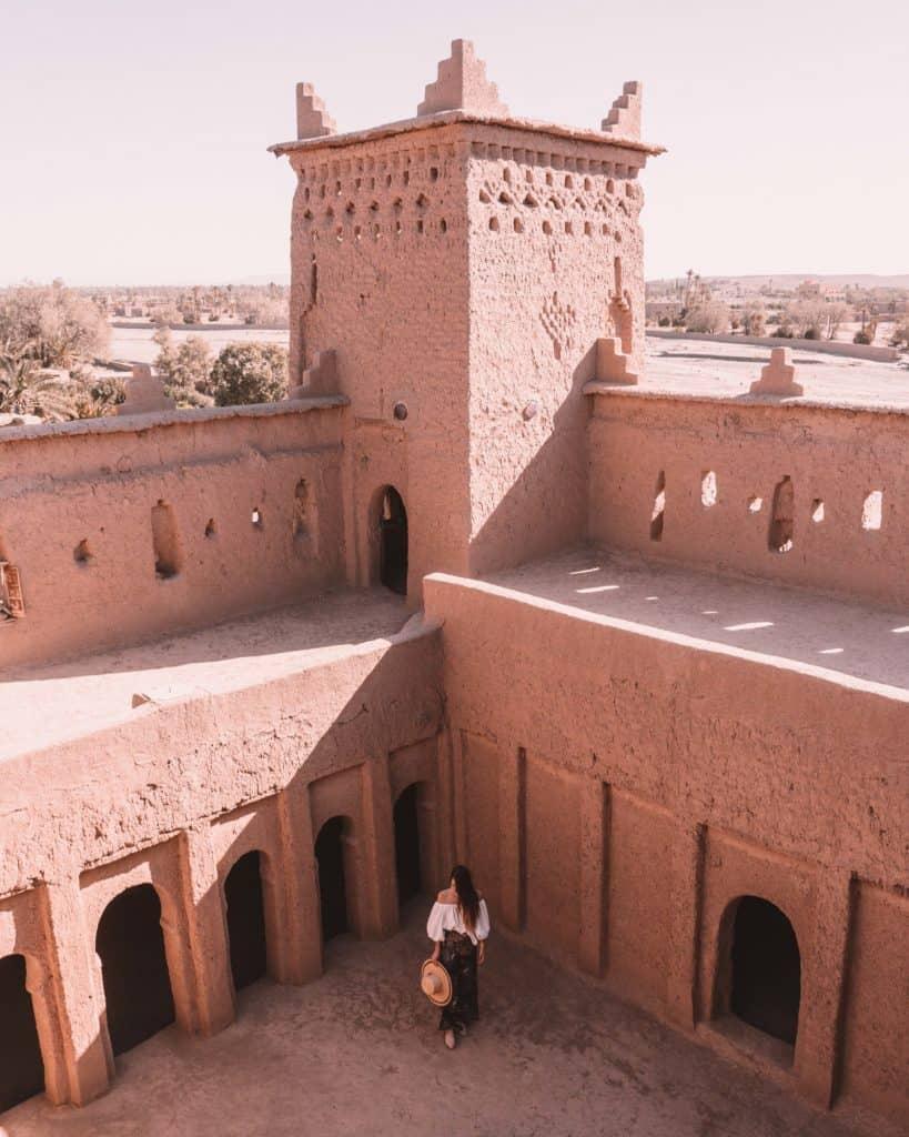 kasbah amridil ouarzazate maroko co zobaczyć