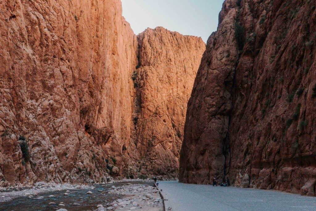todhra gorge maroko co zobaczyć