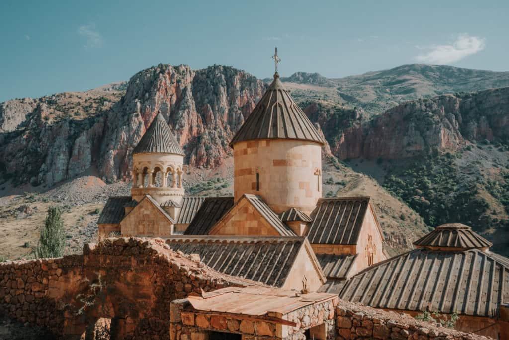 noravank armenia autostop co zobaczyć w armenii