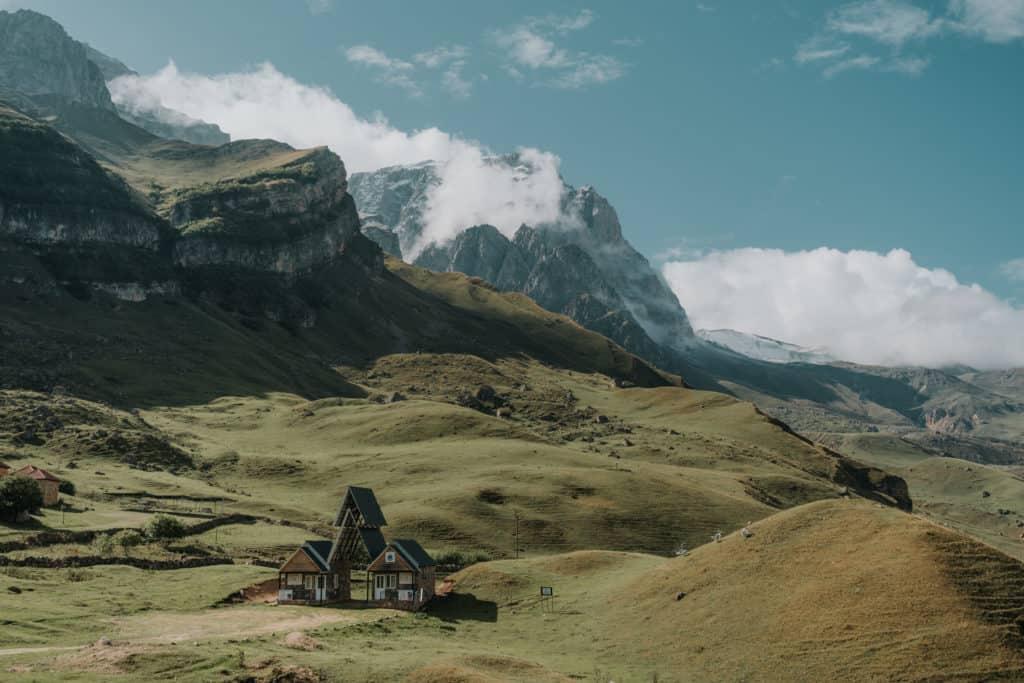 Azerbejdżan Laza przewodnik co zobaczyć w Azerbejdżanie