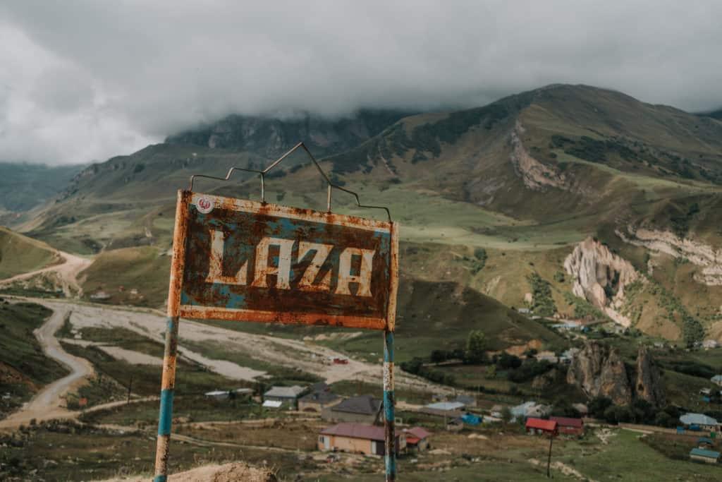 Laza Azerbejdżan co zobaczyć w Azerbejdżanie kaukaz