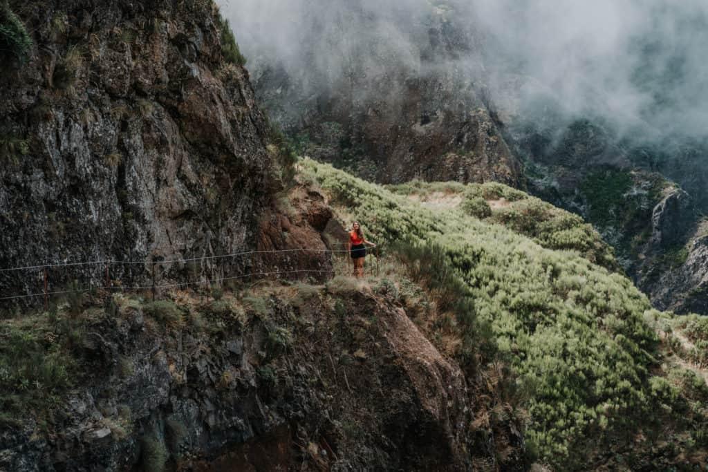 madera najlepsze szlaki vereda do areeiro