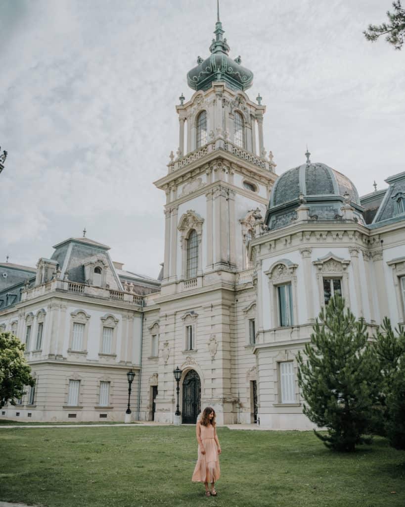 Keszthely Festetics Palace Balaton