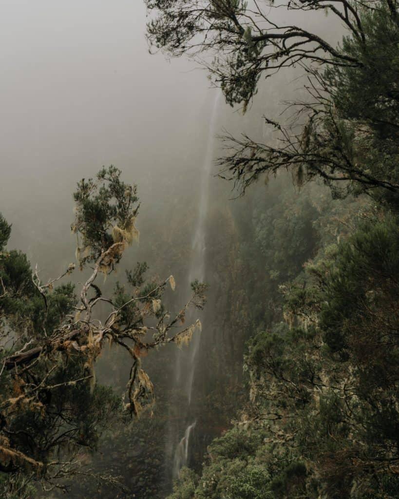 lagoa do vento wodospad madera najlepsze szlaki