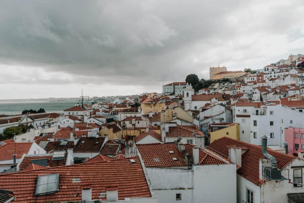 miradouro santo estevao punkty widokowe lizbona