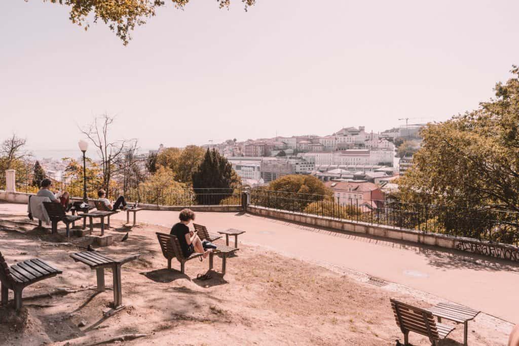 jardim do torel najlepsze punkty widokowe w lizbonie