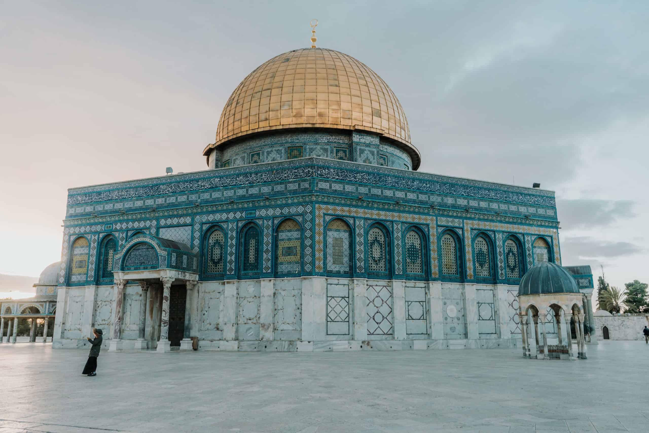 kopuła na skale jerozolima izrael informacje praktyczne