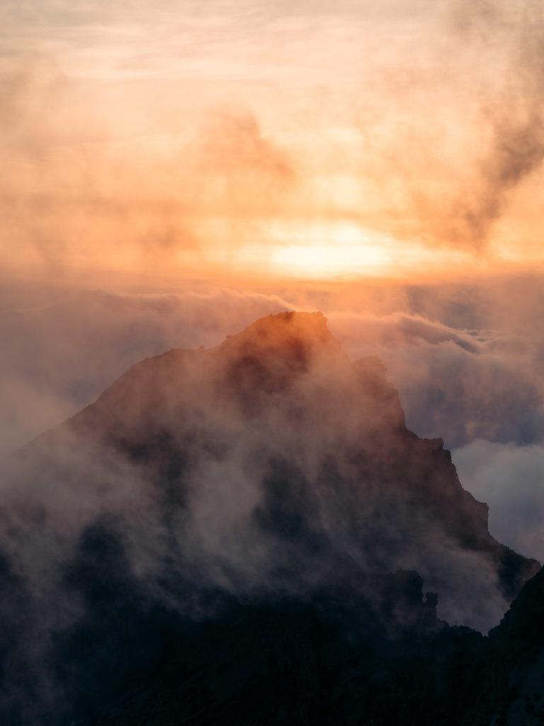 Pico do Arieiro Printy lost italianos