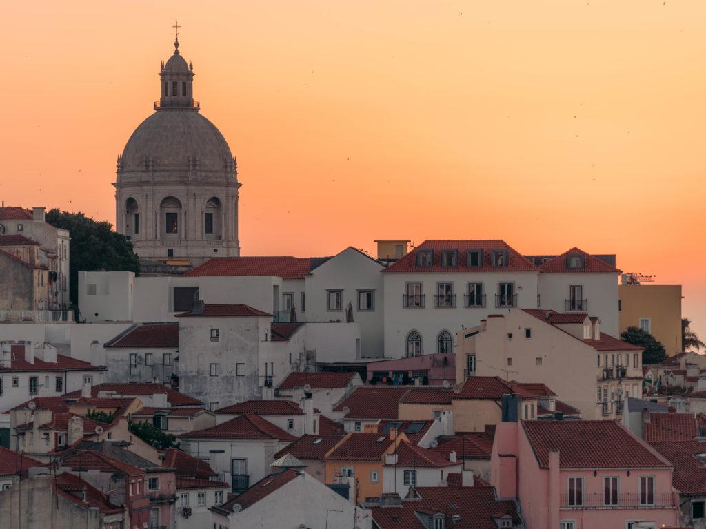 Lizbona wschód