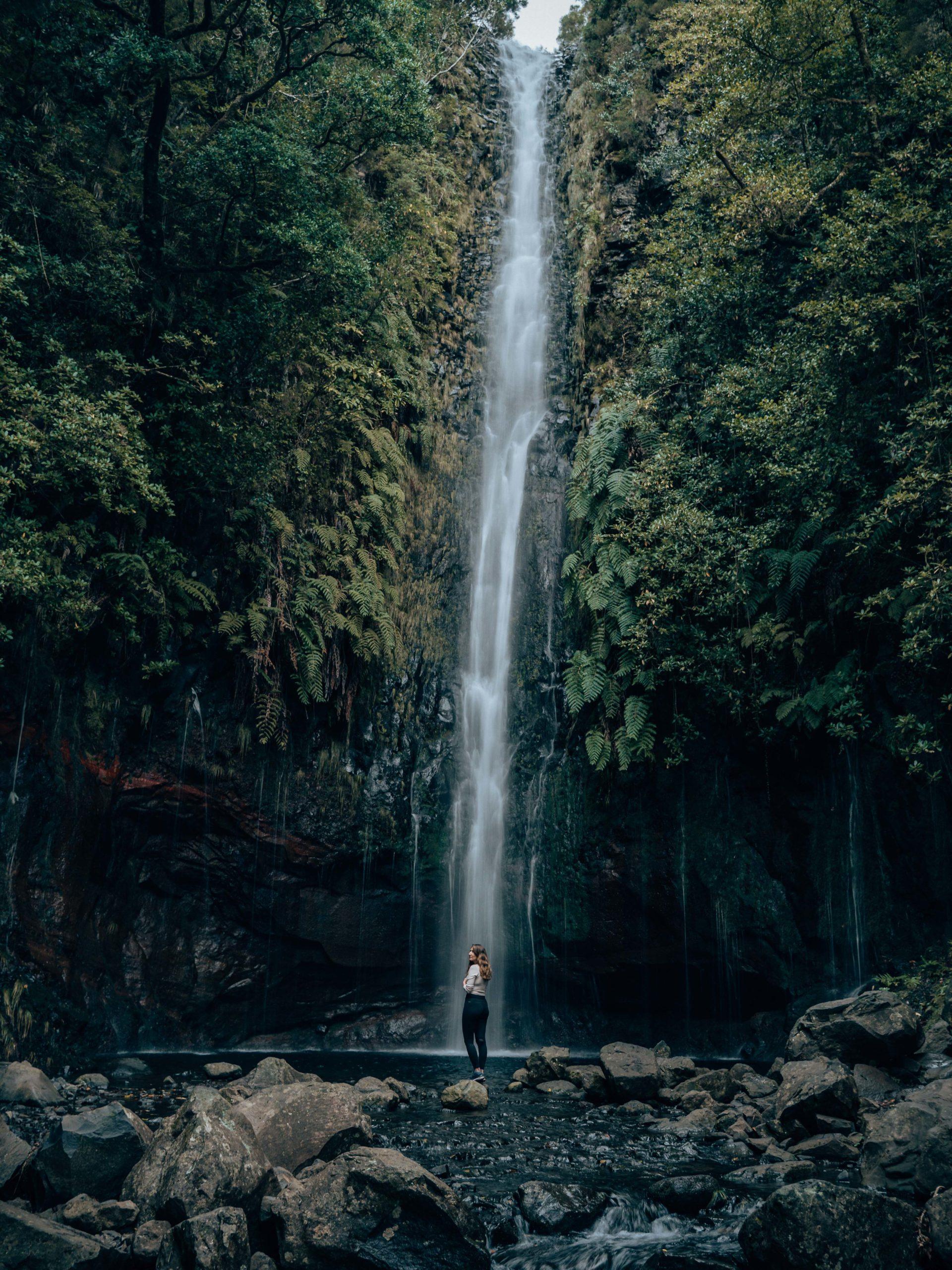 wodospad lewada