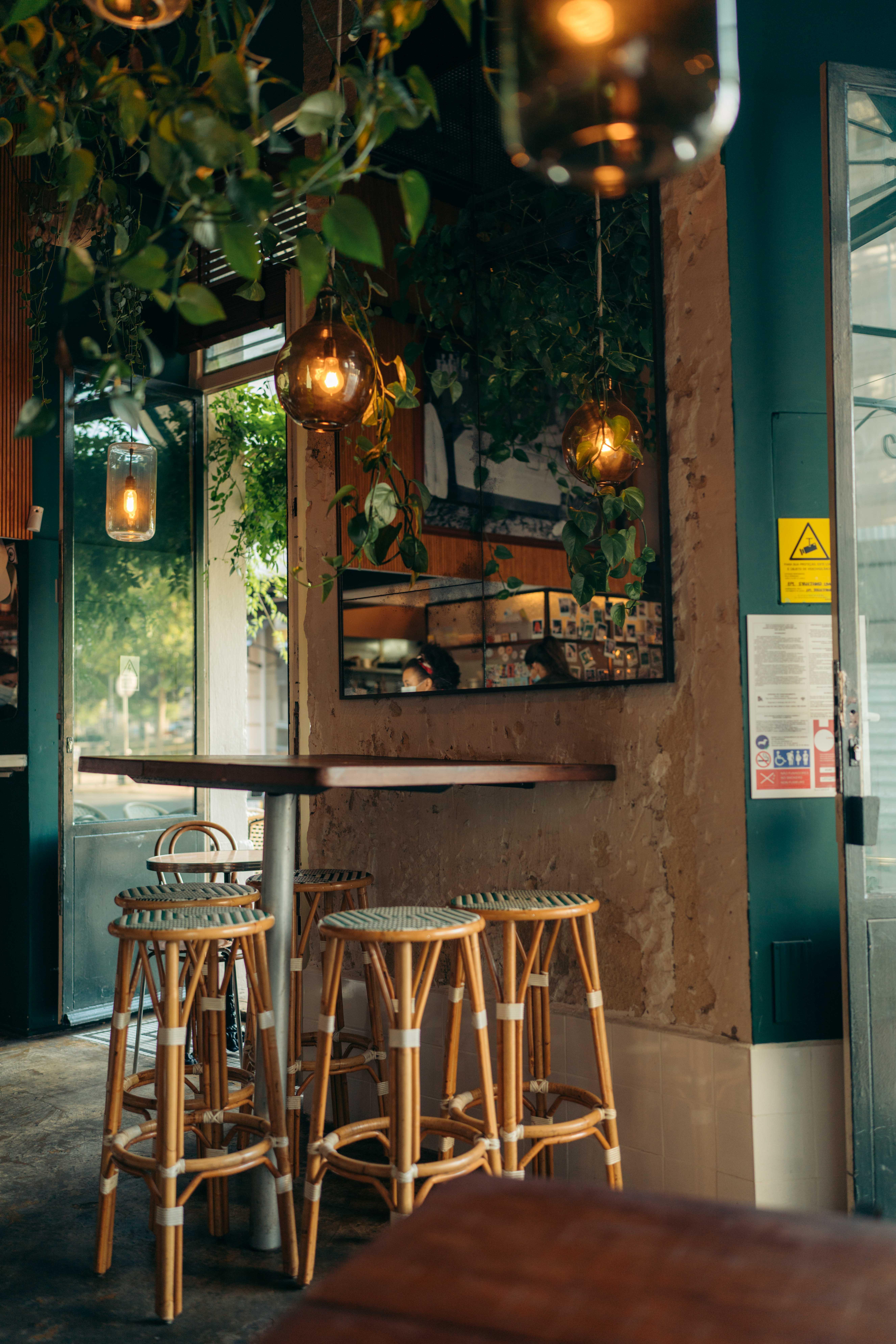 cafe janis gdzie zjeść śniadanie w Lizbonie