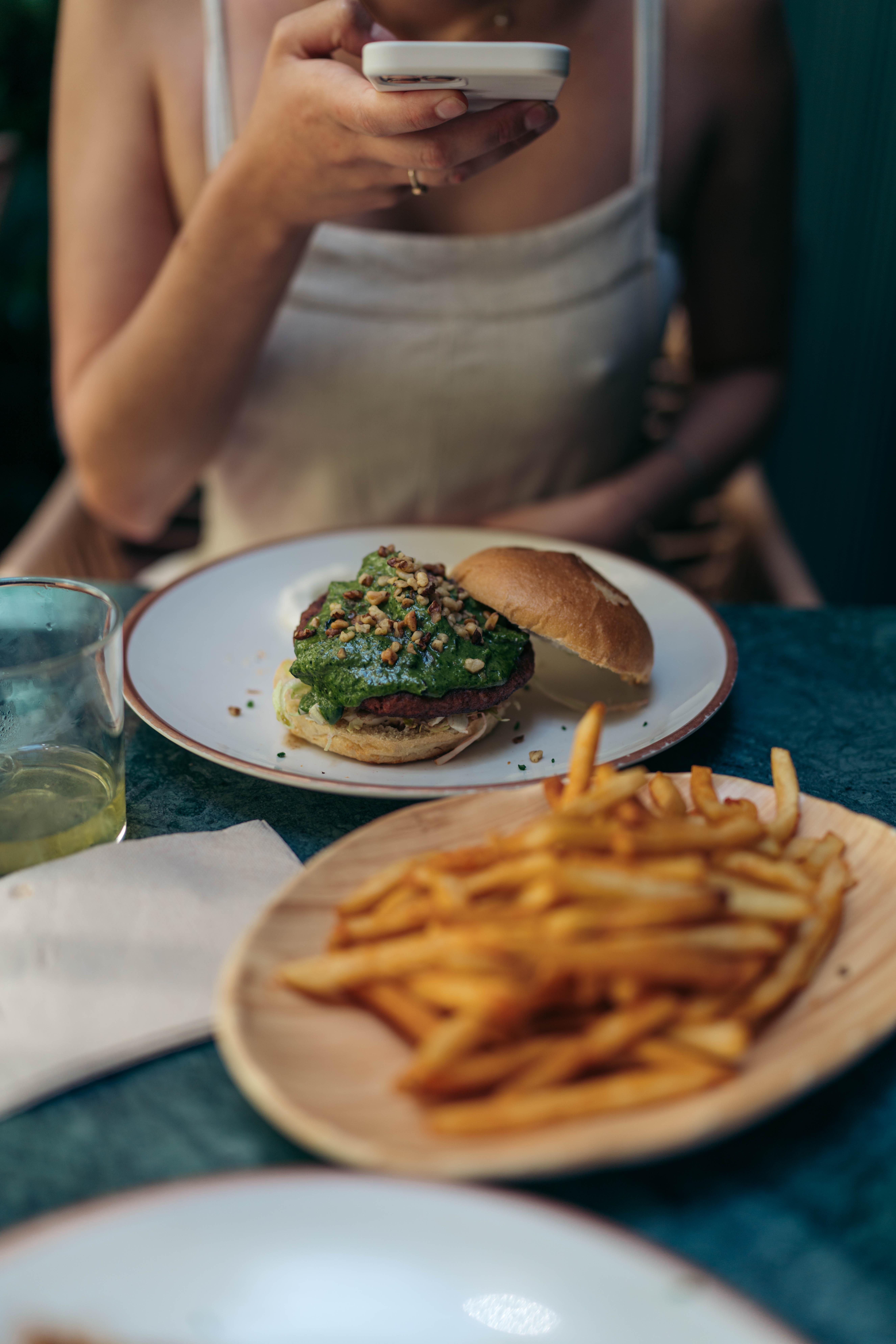 wege burgery w lizbonie gdzie zjeść w Lizbonie