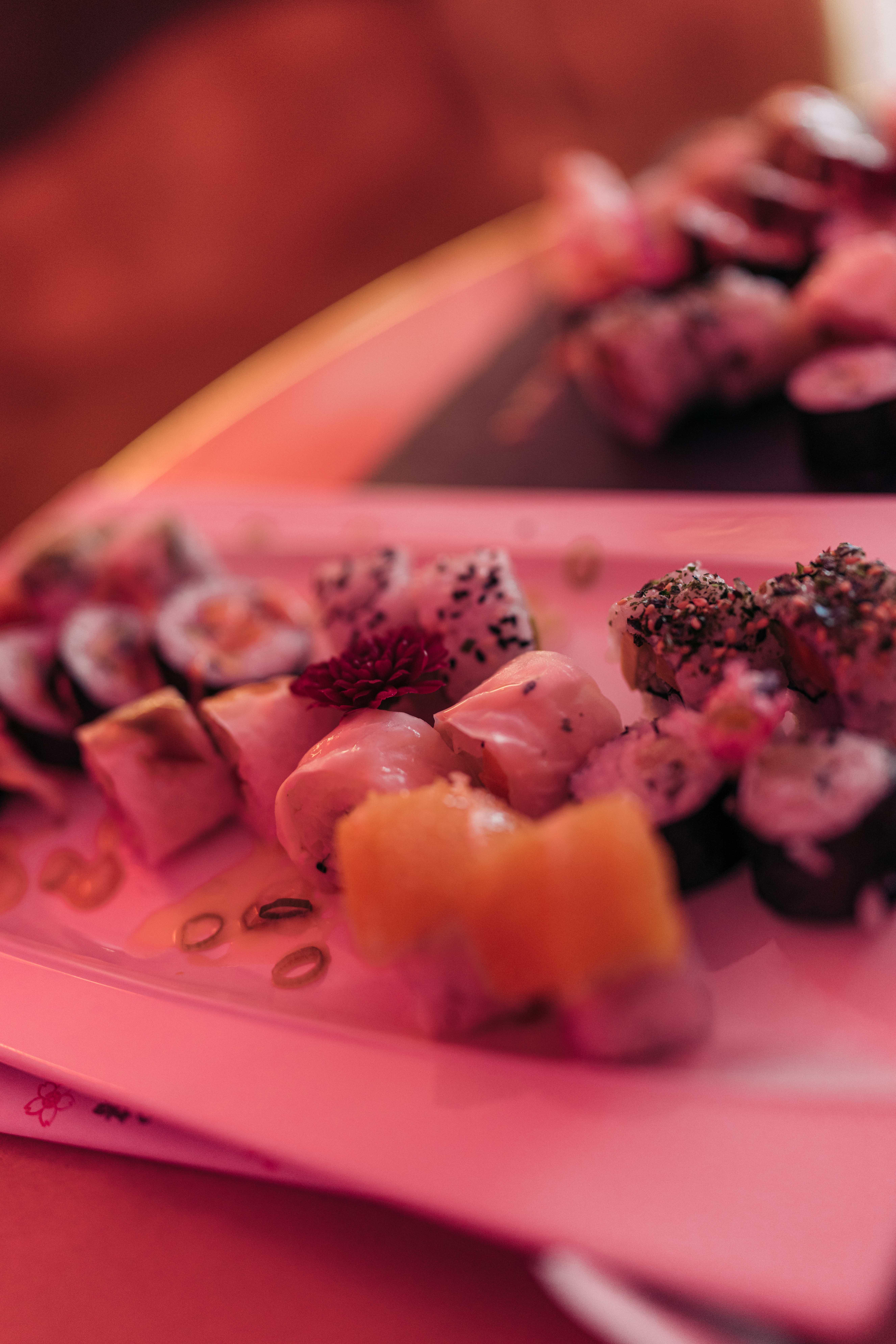 wegańskie sushi w lizbonie