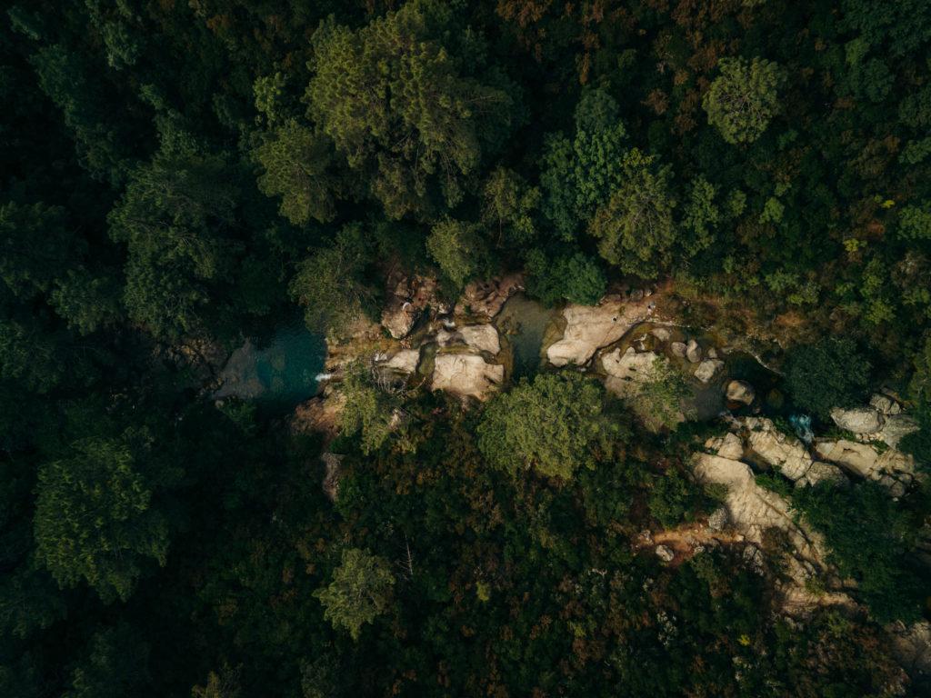 Cascades de Polischellu korsyka przewodnik najlepsze miejsca