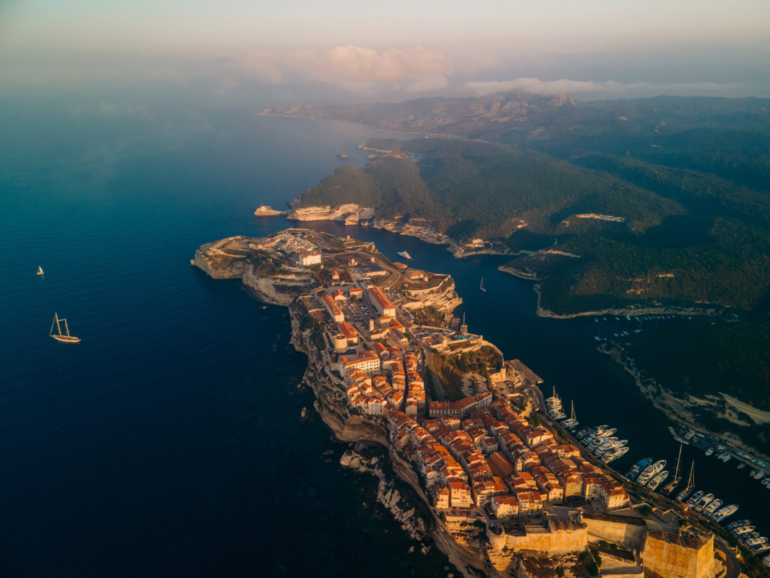 jak dostać się na Korsykę Korsyka